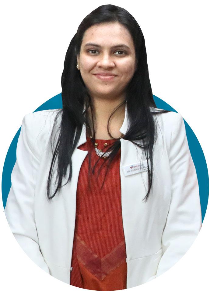 Dr Harsha Chavan